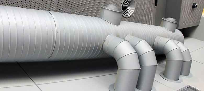 Cool Environment can clean your existing ductwork and fabricate new ductwork for new installation and replacement.