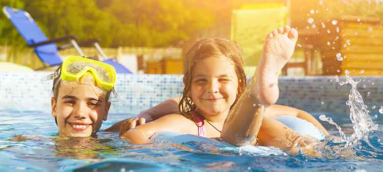 Enjoy your pool more! Cool Environment is here to help!